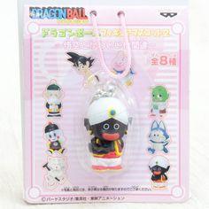 RARE! Dragon Ball Z Mini Mascot Figure Mr. Popo JAPAN ANIME MANGA