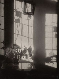 Olive Cotton (Australia, 1911–2003), By my window, 1930.