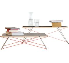 Coffee table by moormann