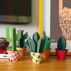 Recortables de cactus