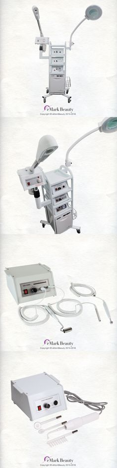 Professional Facial Machines: 11 In 1 T3a Multifunction Facial Machine Ozone Steamer Flex Arm Magnifying Lamp BUY IT NOW ONLY: $623.65