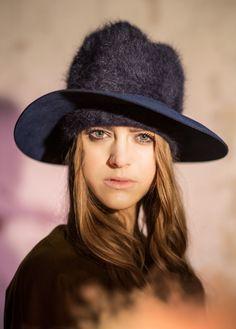SuperDuper Hats fw15-16 cappelli donna