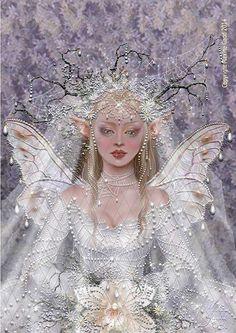 Fairy Artwork Maxine Gadd is a published fairy artist ...