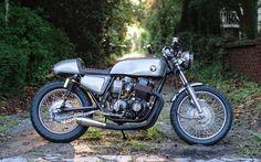 1971 HONDA CB750 'NOX DOMINAE' - KITCHEN MOTO CUSTOM - THE BIKE SHED