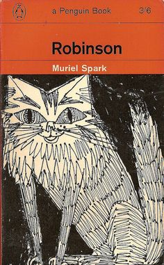 Robinson by Muriel Spark Penguin Books 2157 by Boy de Haas, via Flickr