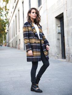 #tartan #fashion #outfit