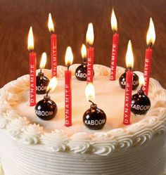bomb candles