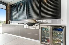 Limetree Alfresco is Melbourne's Specialists in Outdoor Alfresco Kitchens, affordable Outdoor BBQ Kitchens, Outdoor Kitchen Cabinets & Built In BBQ. House, Outdoor Entertaining Area, Home, Outdoor Kitchen Design, Outdoor Rooms, Kitchen Designs Layout, Outdoor Dining, Outdoor Kitchen, Kitchen Design