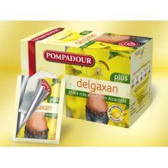 Delgaxan Plus Multinfusion Pompadour Pompadour, Artichoke, Healthy, Food, Mantle, Sachets, Artichokes, Ponytail, Mint