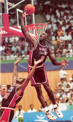 This is holy to me because it shows Micheal Jordan showing off his God given talent