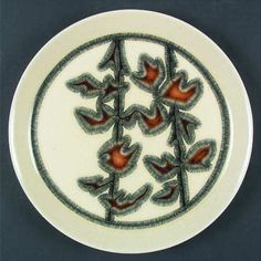 Crown Lynn China at Replacements, Ltd. Dinnerware, Decorative Plates, Crown, Retro, Tableware, China, Autumn, Weaving, Dinner Ware