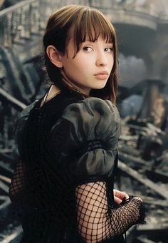 """Emily Browning - """"A Series of Unfortunate Events"""" - Costume designer : Colleen Atwood Colleen Atwood, Emily Browning, Pretty People, Beautiful People, Les Orphelins Baudelaire, Literary Characters, Lemony Snicket, A Series Of Unfortunate Events, Celebs"""