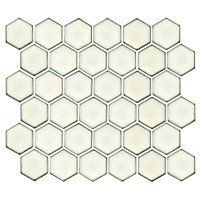 THE TILE SHOP - Hex Milk 2 x 2 in  $6.29 SQ FT