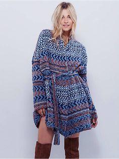 free people iona pattern cardi 16800