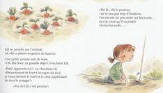 Le secret du potager, une lecture à offrir en introduction aux plantations