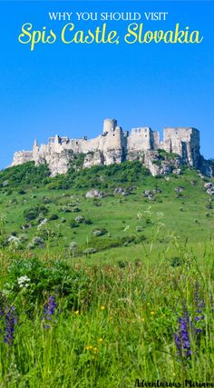 Spis castle in Eastern Slovakia is one of the largest castle complexes in Europe, yet it stays under the radar for most travelers. Though only a restored ruin and a museum remains, locals told me it still has a lot to offer. Here's why you should visit Spiš castle, Slovakia.