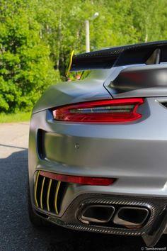 #Porsche #TOPcar inst: @kostyantambovwolf