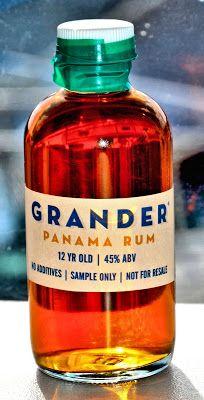 Bahama Bob's Rumstyles: Grander 12 Year Old is Coming Soon