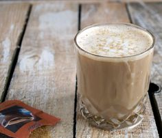 Blød kaffe med vanilje