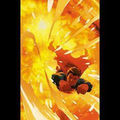 #DcComics DC COMICS DÁ PISTAS DE PERSONAGEM QUE MORRERÁ NOS QUADRINHOS  ESTOU MORRENDO. Com essas palavras a DC finalizou a história de um de seus icônicos personagens lançada recentemente e elas dão pistas a respeito do que acontecerá na nova linha da editora aDC Rebirth!  Atenção: SPOILERS das edições mais recentes dos títulos da DC Comics a seguir!  Nas páginas deSuperman #51o Homem de Aço revela que está morrendo por não ter conseguido se recuperar muito bem das suas últimas batalhas…