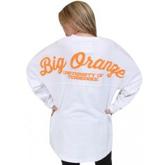 Big Orange UT Spirit Jersey want this soo bad! Confessions Of A Shopaholic, Spirit Jersey, Sweater Weather, Chilly Weather, Jersey Shirt, What To Wear, Long Sleeve Shirts, Cute Outfits, Style Inspiration