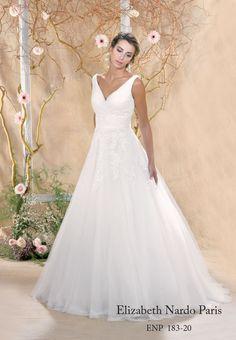 Menyasszonyi ruha Elizabeth Nardo Paris 183-20