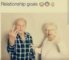 Grandma and Grandpa frick, gotta love It