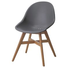 FANBYN grey, Chair - IKEA Ikea Dining Chair, Kitchen Chairs, Living Room Chairs, Ikea Chairs, Dining Room, Dining Table, Eames Chairs, Bar Chairs, Upholstered Chairs