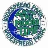 "Widespread Panic - Moon Time Sticker - $4.00  Widespread Panic, Livin' the Moon Time sticker. Approximate  size is 5"" round. Officially licensed Widespread Panic merchandise."