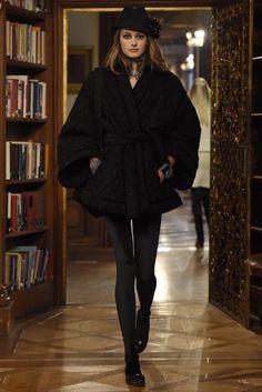 Chanel's Austrian Jaunt-Chanel Pre-Fall 2015