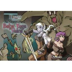 Drizzit (Gioco di Ruolo): Le avventure di Baba Yaga e Valris