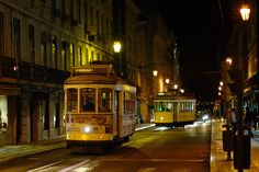 Lisbon Tram by Ajax Thomas on Lisbon Tram, Cities, Explore, City, Exploring