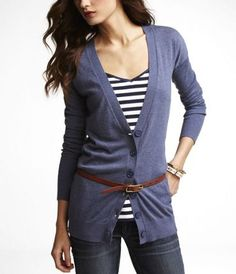 Boyfriend Cardigan from Express