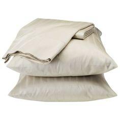 Fieldcrest® Luxury Egyptian Cotton 500 Thread Count Stripe Sheet Set - Newark…