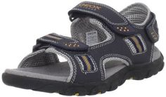 Geox Kid's Strada8 Sandal (Toddler/Little Kid/Big Kid) Geox. $49.00. Synthetic and mesh. Manmade sole