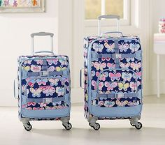 Small Luggage, Mackenzie Tropical Butterflies