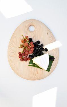 diy maple wood cutting board.  this one 100 usd