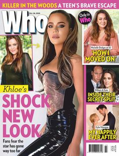 As Australia's Number 1 celebrity weekly magazine, we deliver a compelling mix of credible celebrity news, interviews, portraiture and intriguing human interest stories, told from the perspective of the people directly involved. Thanks to trusted relationships with some of the world's biggest names, we report the facts and never make it up! Michelle Bridges, Kim Zolciak, Ariana Grande Outfits, Free Magazines, William Kate, Kylie Minogue, Princess Kate, Khloe Kardashian, Fall Hair