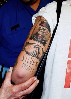 Ed Sheeran And Harry Styles Tattoo