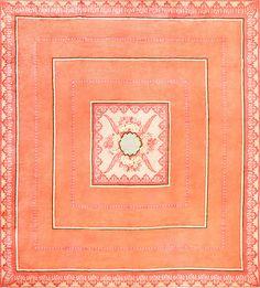 . . Jacques Emile Ruhlmann French Art Deco Carpet . .