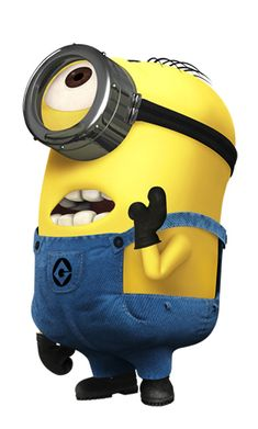 Stuart is a thinker. | Minions Movie | In Theaters July 10th