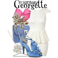 """""""Georgette"""" by lalakay on Polyvore"""