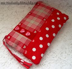 Red Pencil Case £7.50