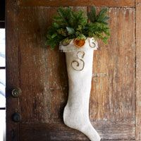 Christmas Crafts: Homemade Stockings