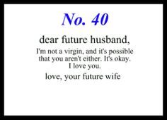 74 Best Dear Future Husband Images Thoughts Interpersonal
