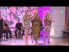 La Húngara y sus hijas (Déjame Volar) voz y música en directo