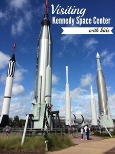 Some good tips for visiting Kennedy Space Center with kids.
