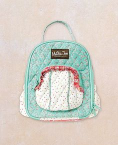 Matilda Jane Clothing, Friends Forever Fall 2015, lunch box.