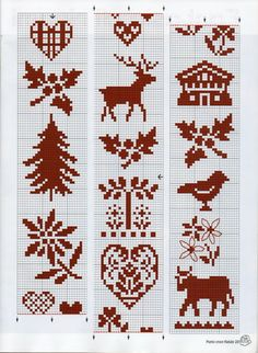 Thrilling Designing Your Own Cross Stitch Embroidery Patterns Ideas. Exhilarating Designing Your Own Cross Stitch Embroidery Patterns Ideas. Crochet Chart, Filet Crochet, Crochet Cross, Fair Isle Chart, Fair Isle Pattern, Cross Stitching, Cross Stitch Embroidery, Embroidery Patterns, Knitting Charts