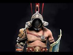Making of Gladiator: Part 1 - YouTube
